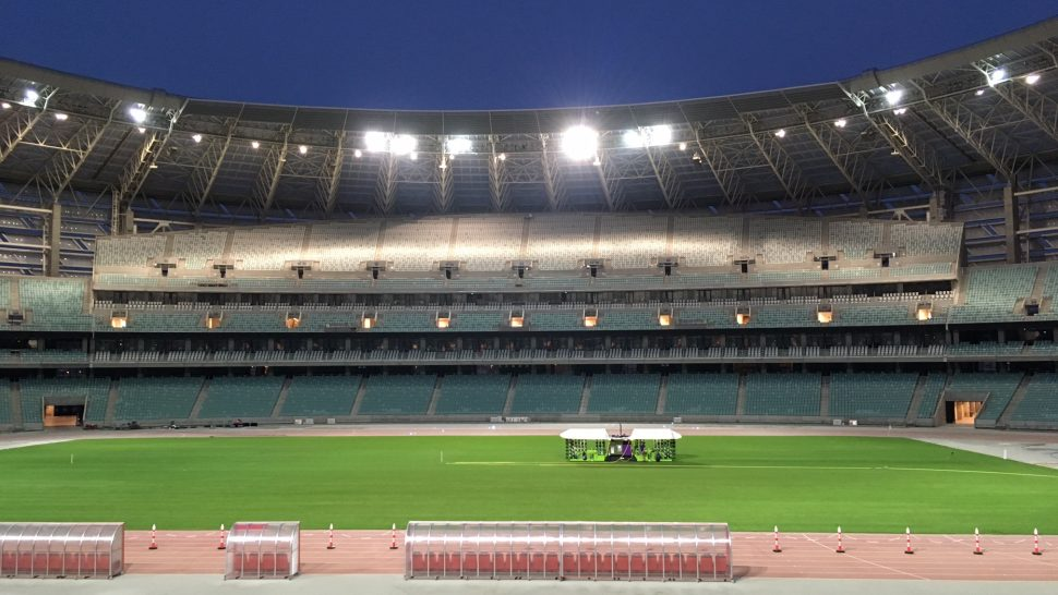 Baku Stadium
